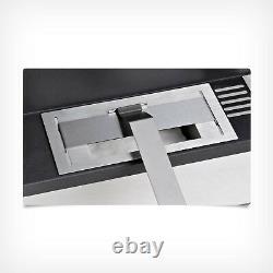 78 CM Luxury Gel Fireplace White Wall Fireplace Bio Ethanol