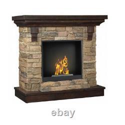 Aflamo Bio-Fireplace Genius With Insert Organic 60 Tüv