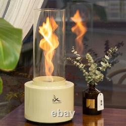 All in one Bio Ethanol Tornado Stove without electricity Fireplace Spiral Flame
