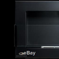 BIO ETHANOL FIREPLACE Emotion EXTRA LARGE 1200X400+OPTIONAL GLASS+ COLOURS TUV
