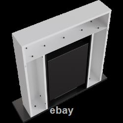 BIO FIREPLACE WHISKEY WHITE english style FROM THE MANUFACTURER freestanding