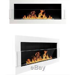 BRAND NEW Bio Ethanol Fireplace 900 x 400 + Glass + Gifts