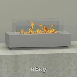 Bergamo mobiletti BIO-Ethanol Feuerstelle Tischkamin Ofen (FKE-0874.031. SZGR)