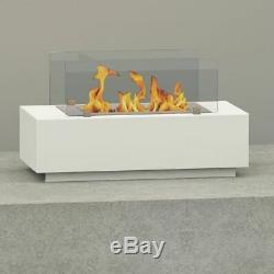 Bergamo mobiletti BIO-Ethanol Feuerstelle Tischkamin Ofen für (FKE-0874.60. RW)