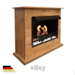 Bio Ethanol Firegel Fireplace Cheminee Pejs Öppen spis Gel Kamin Yvon Premium
