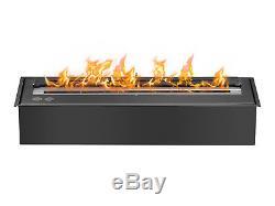 Bio Ethanol Fireplace Burner Insert EB2400 Black Ignis