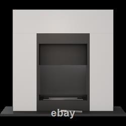 Bio Ethanol Fireplace Kratki Biofire B2C Professional Portal WHISKEY2 with glass