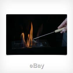 Bio Ethanol Wandkamin Cheminée Gel Kamin Gelkamin Fireplace Tischkamin