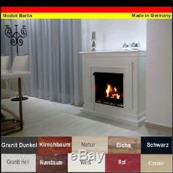 Bio Ethanolkamin Gelkamin Kamin Camino Fireplace Berlin Premium Royal Farbwahl