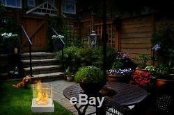 Bio Fire Ethanol Burner Bowl Chimenea Burner Outdoor Eco Patio Heater 40 x 40 cm