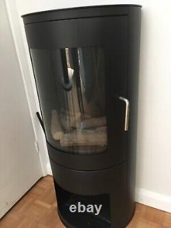Bio ethanol fireplace freestanding