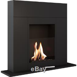 Bio ethanol freestanding fireplace WHISKEY 2 TÜV certified 3 different colors