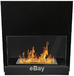 Board Ethanol Fireplace Black Gel Fireplace Bio-Ethanol Fireplace Wall New