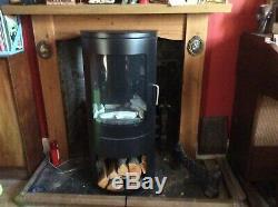 Burford Bio Ethanol Wood Burner Style Fire