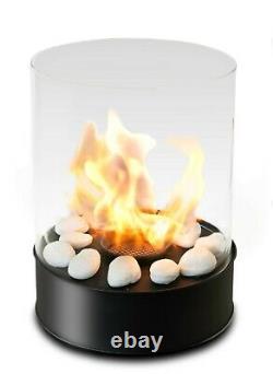 Chantico Glassfire von Planika Moderner Tragbarer Bioethanol-Tischkamin