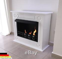 Cheminée Foyer Bio Ethanol Firegel Gel Cheminee Fireplace peis Chimenea Loris XL