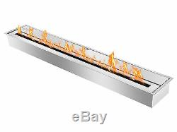 EHB4000 Ignis Eco Hybrid Bio Ethanol Burner, Spill-Proof Ventless Burner