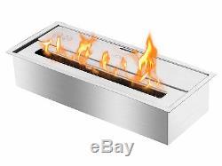 Eco Hybrid Bio Ethanol Fireplace Burner Insert EHB1800 Ignis
