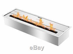 Eco Hybrid Bio Ethanol Fireplace Burner Insert EHB2400 Ignis
