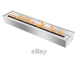 Eco Hybrid Bio Ethanol Fireplace Burner Insert EHB3600 Ignis