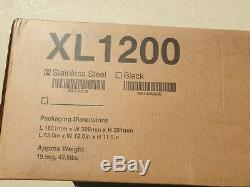 Eco Smart XL1200 Stainless Steel Bio Ethanol Burner