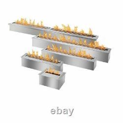 Ethanol burner bio fireplace Inno living fire 36 inch indoor outdoor