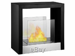 Freestanding Ventless Bio Ethanol Fireplace Tectum S Ignis