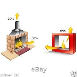 GOLF Safe HQ Bio Ethanol BioFireplace Bio fireplace + warranty & lot of gifts