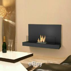 Imagin Fires Bio-Ethanol Real Flame Fireplace/Stones/Fuel/Garden Or Indoors Fire