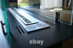 New bio ethanol complete insert 0.75l build in with aromatherapy option 650mm