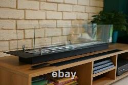 New bio ethanol complete insert 1.2 build in with aromatherapy option 1000mm