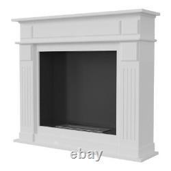 November Bio Portal Fireplace Glass Included Biofireplace