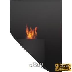 PAPA wall hanging Bio-Ethanol canvas Bio Fireplace + FREE Starter Pack