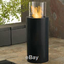 Planika Bioethanol-Outdoor-Glasfeuer Totem Commerce