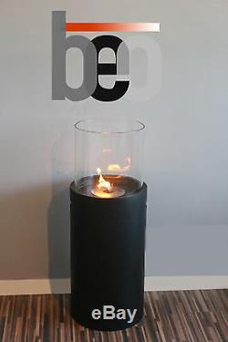Premium Bio Ethanol Fireplace TORCH Interior / Exterior No Chimney Required