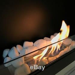 TÜV Geprüft Wand Bio Ethanolkamin Flame Biopejs Decoflame EU KOSTENLOS VERSAND