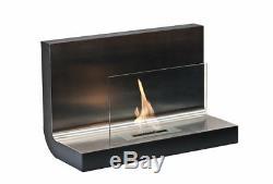Wall Mounted Ventless Bio Ethanol Fireplace Ferrum Ignis
